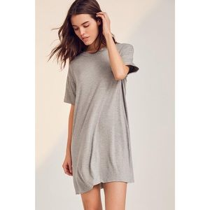 Urban Outfitters Silence Noise Boxy T-Shirt Dress
